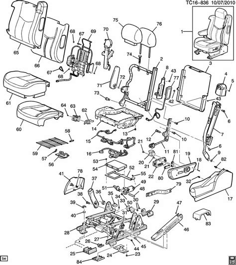 2004 Chevy Silverado Front End Part Diagram by 6 Best Images Of 2004 Tahoe Parts Diagram Replace An Air