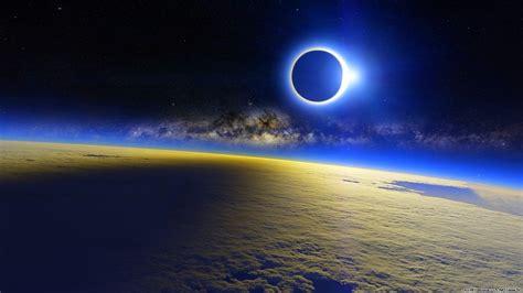 solar Eclipse, Space, Atmosphere Wallpapers HD / Desktop ...