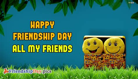 happy friendship day images for status