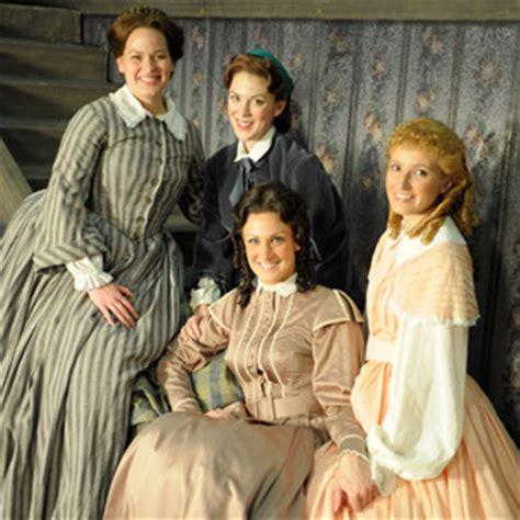 Cast of Little Women Characters