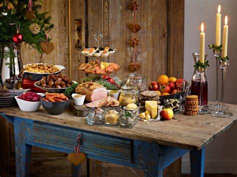 celebrate  holidays  ikea swedish julbord buffet