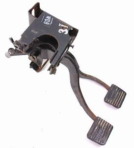 Manual Brake Clutch Pedal Cluster Assembly 75