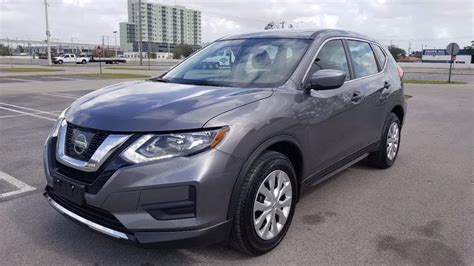 New 2019 Nissan Rogue S 25l V4 2279 New Generations