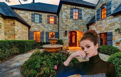 photos selena gomez met en vente sa maison au hollywoodpq
