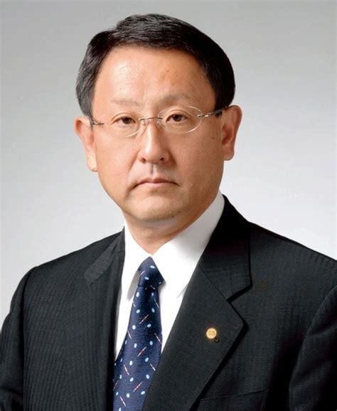 Always A Legend: Akio Toyoda Marches To Save Japan Industry