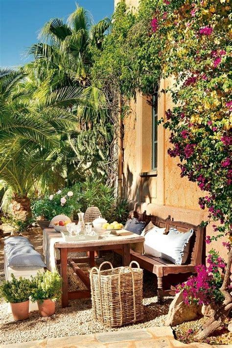 Die 25+ Besten Mediterraner Garten Ideen Auf Pinterest