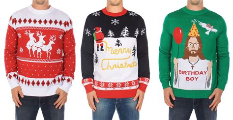 16 the best ugly christmas sweaters 40 scary