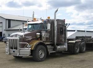 Kenworth T800 | Kenworth | Pinterest | Kenworth trucks ...