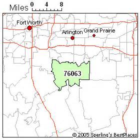 best place to live in mansfield zip 76063