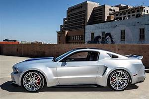Need For Speed Mustang Sells Big for Charity at Barrett-Jackson - StangTV