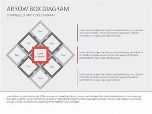 Arrow Box Diagram Flat By Slideshop
