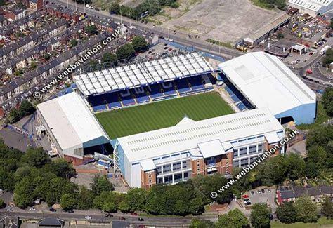 Sheffield Wednesdays Footballground