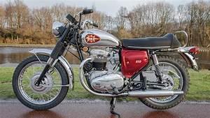 1970 Bsa A65l Lighting