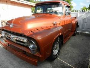 Sell Used Rare 1956 Ford F