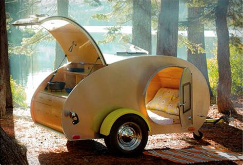 Best Flooring For Kitchen With Dogs by Compact Camper Sleepers Teardrop Trailer