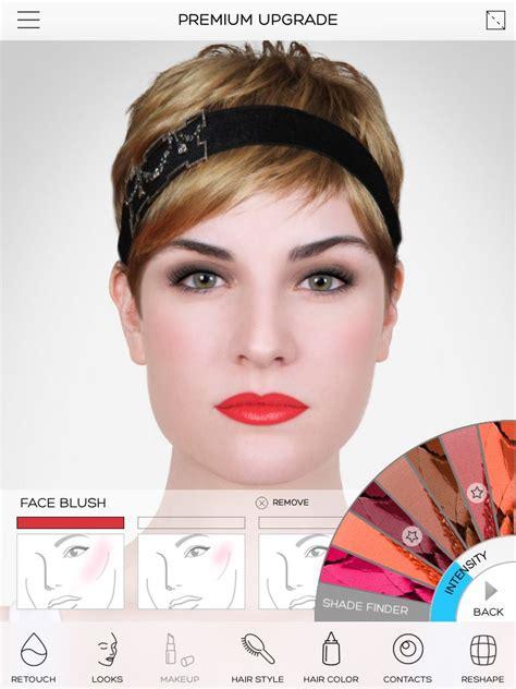 ModiFace Virtual Makeover   Virtual makeover, Makeover ...