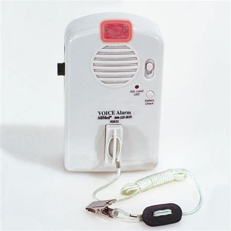 chair sensor pad alarm system by alimed