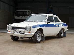 Ford Escort Mk I Mexico Rs 1600 And Rs 2000 1970 1974