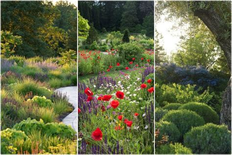 naturalistic style garden design intertwining the inside and outside of your home
