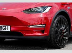 Tesla Model Y pictures Auto Express