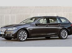 2014 New BMW 5 Series Touring Preview First Look YouTube
