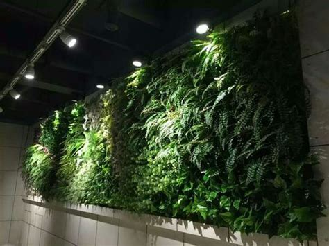 artificial green wall artificial vertical green wall