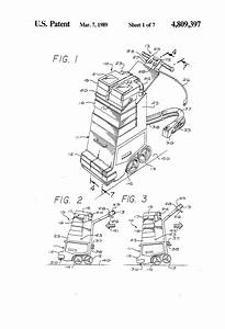 Patent Us4809397 - Rug And Carpet Cleaner