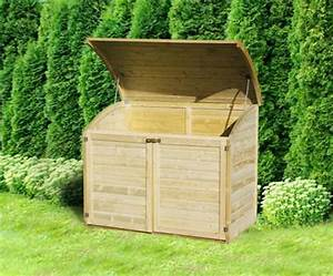 Coffre De Jardin Bois : chalet ccoffre topaze en bois jardin ~ Edinachiropracticcenter.com Idées de Décoration