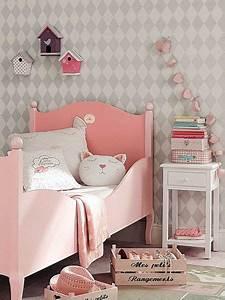 Deco Pour Chambre Fille : decoration chambre fille image ~ Melissatoandfro.com Idées de Décoration
