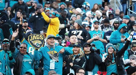 Jaguars Season Tickets by Jaguars Donate 1000 Playoff Tickets To Refugees And