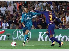 Real Madrid vs Barcelona Horario y cómo ver El Clásico el