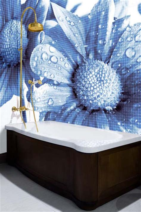 glass mosaic murals images  tiles  glass decor