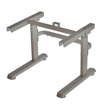 height adjustable desk frame only height adjustable desk nstd frame only small