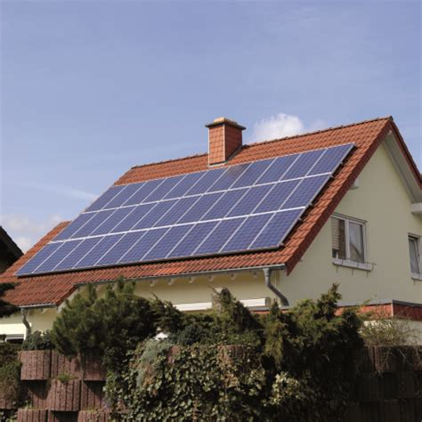 why would you want to put solar panels on your home
