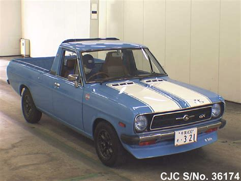 nissan sunny 1988 modified 1988 nissan sunny truck truck for sale stock no 36174