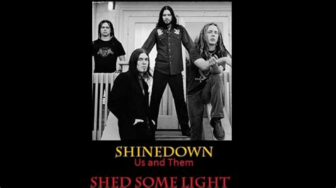 shinedown shed some light shinedown shed some light lyrics on screen