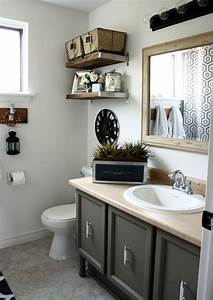 31, Small, Bathroom, Design, Ideas, To, Get, Inspired