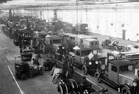 londons lost manufacturing     british