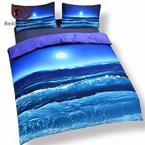 beddingoutlet moon and ocean duvet cover set bed spread With cool twin duvet covers