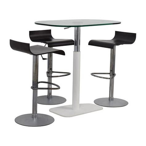 Barhocker Und Tisch by 87 Ligne Roset Ligne Roset Adjustable Counter