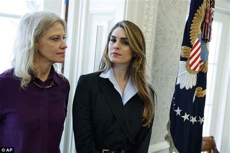 Trump White House Hope Hicks