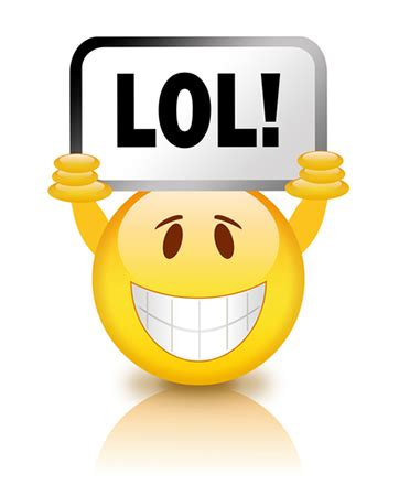 lol smiley face symbols emoticons