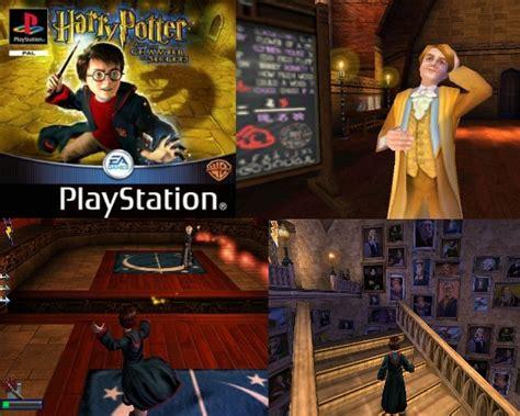 jeu pc harry potter et la chambre des secrets harry potter et la chambre des secrets ps1