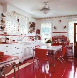 vintage kitchen decorating ideas 25 inspiring retro kitchen designs house design and decor