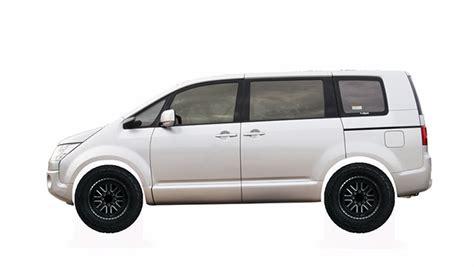 Modifikasi Mitsubishi Delica by Panduan Modifikasi Kaki Kaki Mitsubishi Delica