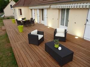 Imperméabilisant Pour Terrasse : bardage bois ext rieur am nagement ext rieur bois ~ Premium-room.com Idées de Décoration
