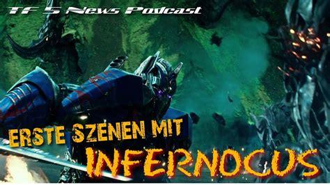 Erste Szenen mit Infernocus ??? Transformers News PODCAST