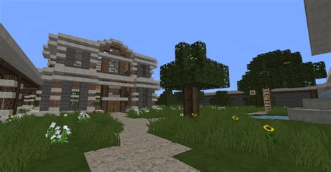 big modern house by matmorejeux minecraft project