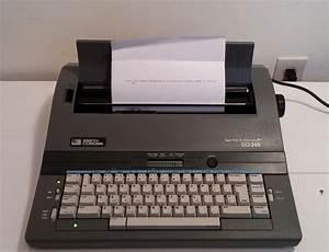 Ibm Typewriter Model Vintage Electric 11c C 1965 Ribbon 11 Vtg Standard Type 60