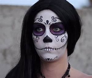 Maquillage Squelette Facile : meer dan 1000 afbeeldingen over grime op pinterest ~ Dode.kayakingforconservation.com Idées de Décoration